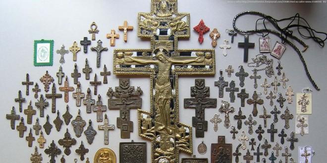 традиции, правила, каноны, благочестие, крест, крестик, форма, нательный крестик, распятие, крыж, латинский, Да воскреснет Бог, иконка, ладанка, спаси и сохрани, оберег, Предание, эталон