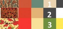 цветовая палитра variants - header