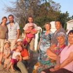 Керчь, пос. Курортное. (Мама Русская). Внутреннее убранство старообрядческого храма в Крыму