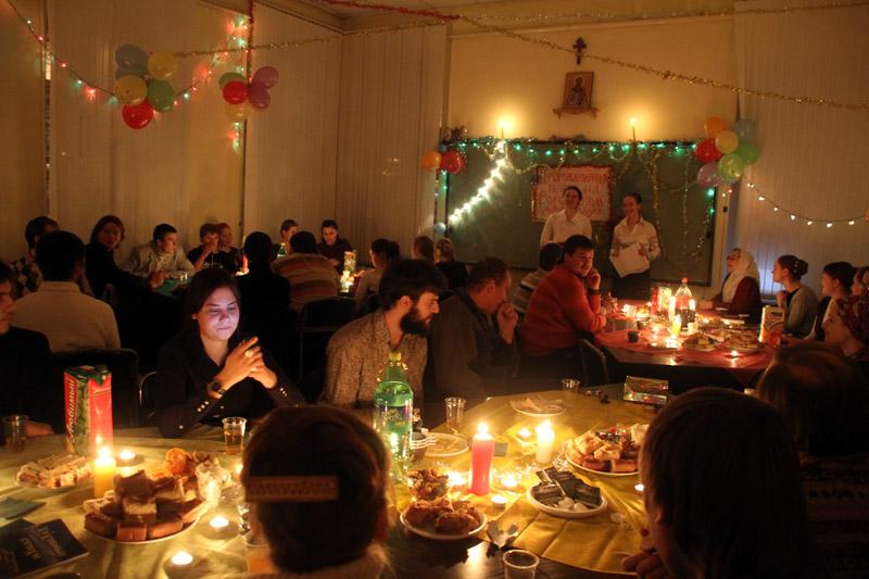 Рождественский вечер МСДУ на Рогожском