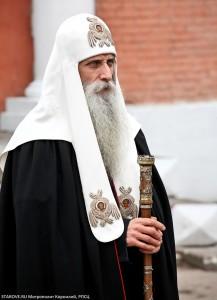Митрополит Корнилий, РПСЦ