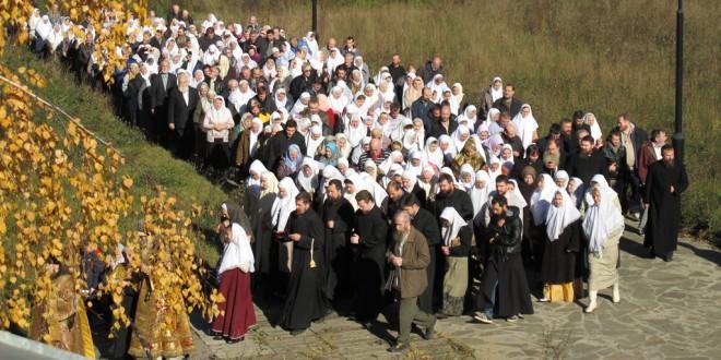 Крестный ход в Рогожской Срободе