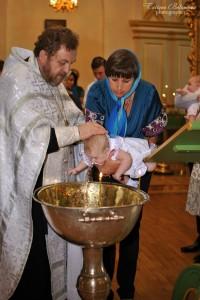 крестины, обливательное крещение, поливательное