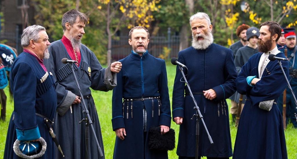 казаки Рогожской казачьей старообрядческой станицы