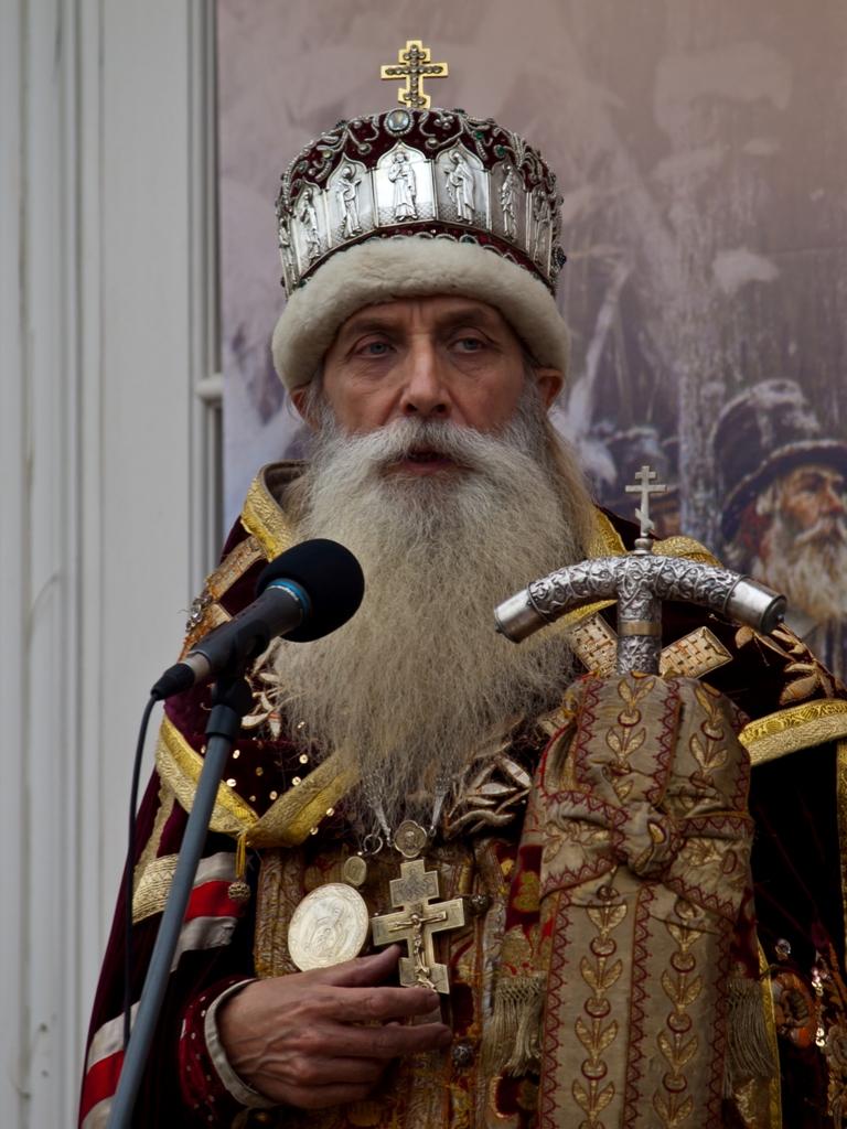 Старообрядческий Митрополит Московский и Всея Руси Корнилий
