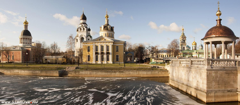 Рогожская Слобода, Рогожское, старообрядцы, архитектурный ансамбль