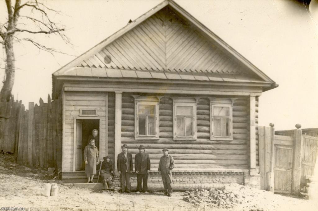 Дом владыки Алимпия в Лысково