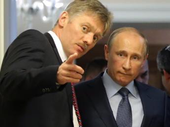 Агафья Лыкова, Владимир Путин, Дмитрий Сергеевич Песков, отшельники