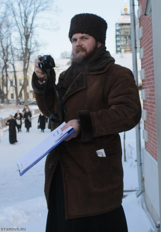 Олег Хохлов, староверу, starove.ru