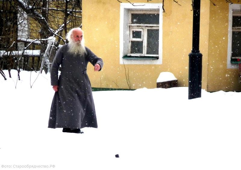 отец Виктор Жельцов