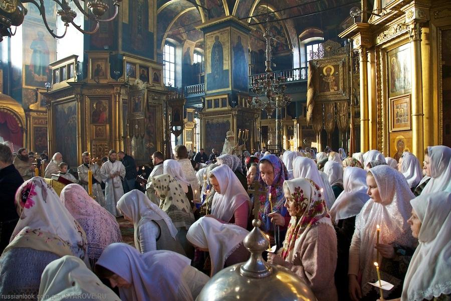 Великая вода, древлеправославные, староверы,