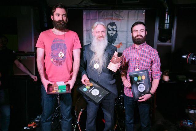 """Финалисты номинации """"Естественная борода"""""""
