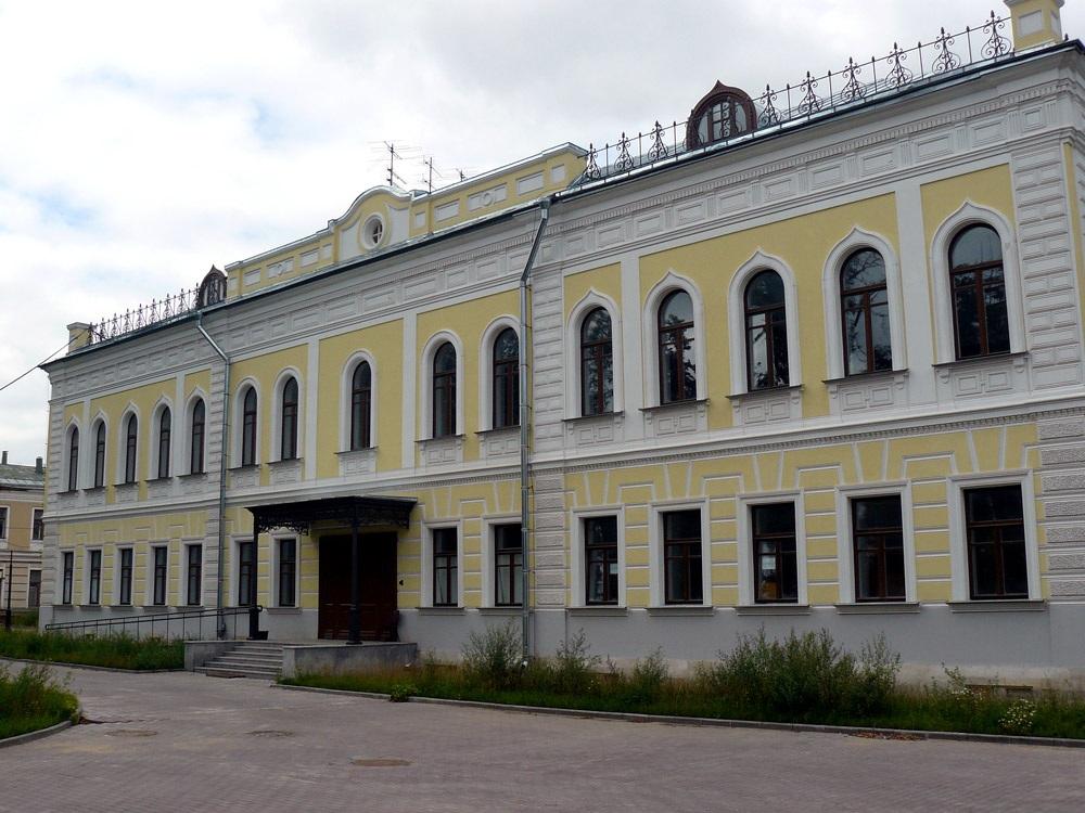 Дом причта в Рогожской Слободе