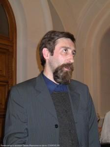 Композитор и звонарь Павел Маркелов на фото STAROVE.RU