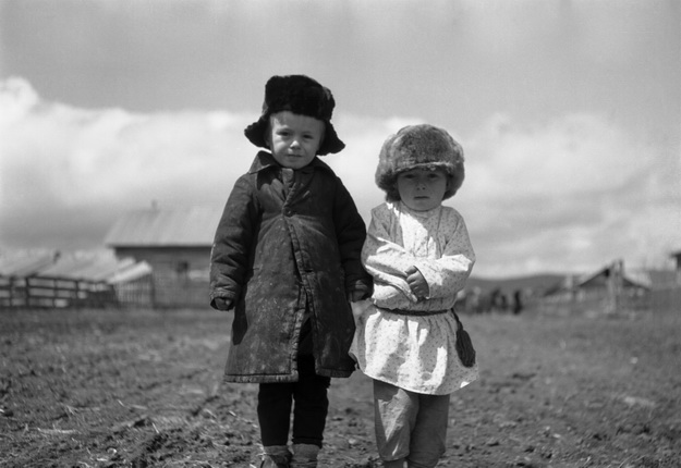 Старообрядцы Манчжурии на фото японского ученого Ямадзоэ Сабуро