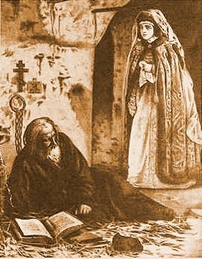 Боярыня Морозова, жизнеописания, стих, житие, исповедница, поэма, авторское, духовный стих, сочинение, личное