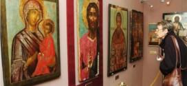 Манеж, Музей, выставка, иконы, храм, наследие, Москва, Красная Площадь, Феликс Комаров