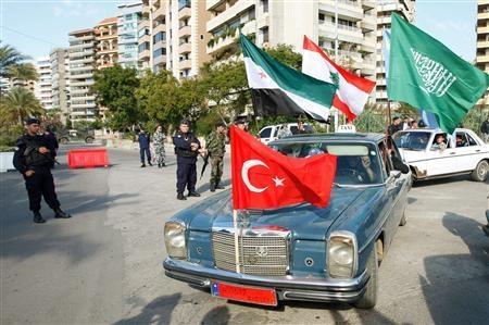 Ливан, Бейрут, война