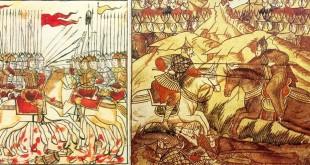Куликовская битва, история, сражение, юбилей, праздник, Золотая Орда, Русь, Мамай, Мамаево побоище