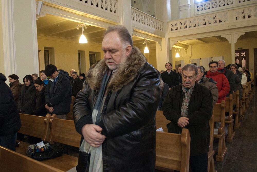 Россия, богослужение,