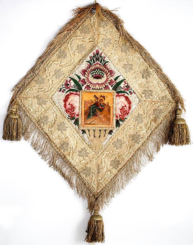 Выставка предметов церковного шитья и облачений «Красота церковная»