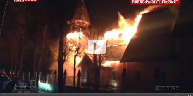 Иваново, старообрядцы, пожар, 17 век, деревянная церковь, сгорела церковь, утрата