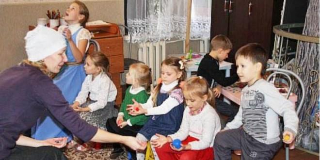 Новосибирск, Школа, дестский сад, старообрядцы, староверы, учеба, школа, РПСЦ
