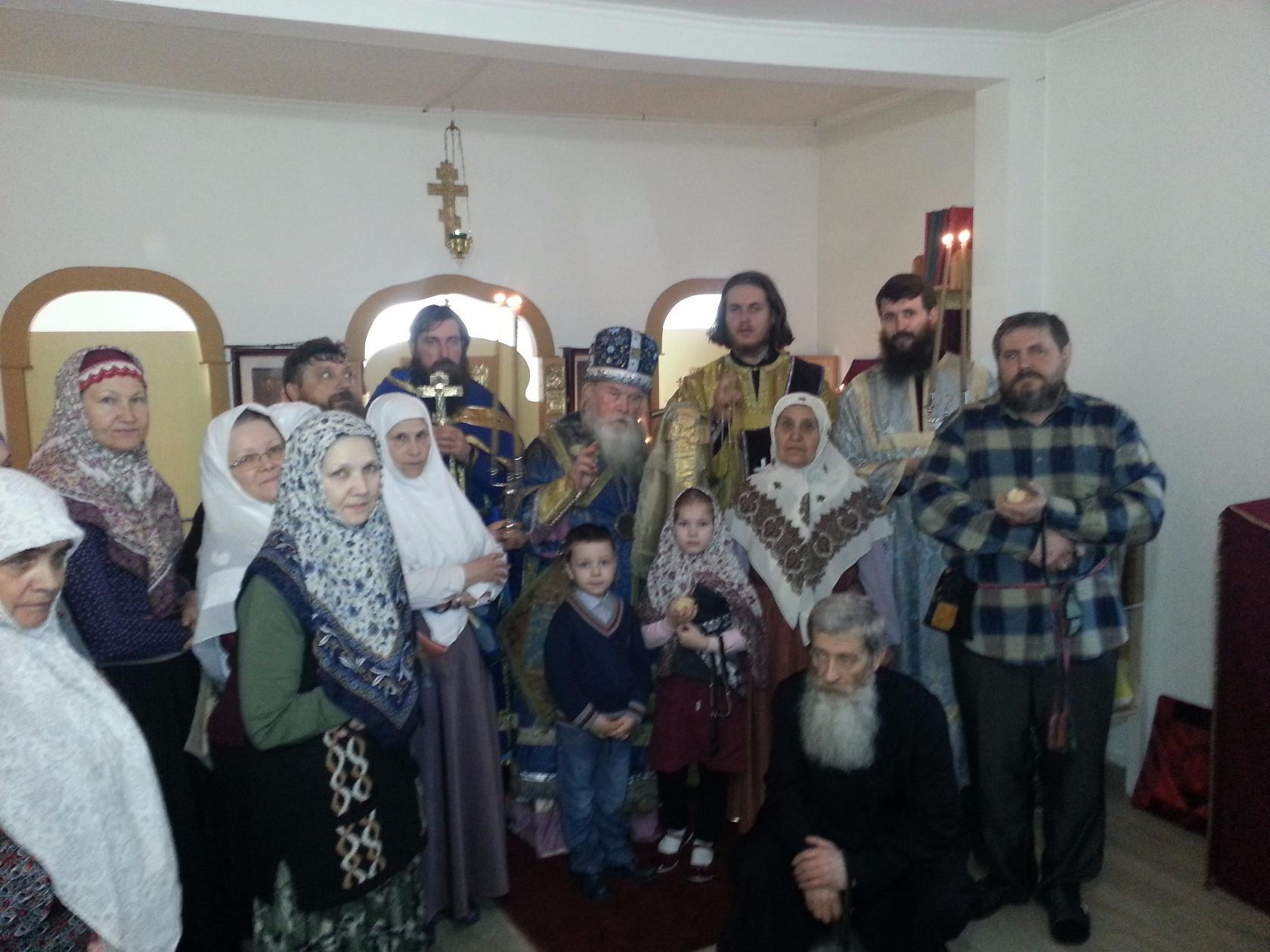 Старообрядческая община города Тюмень