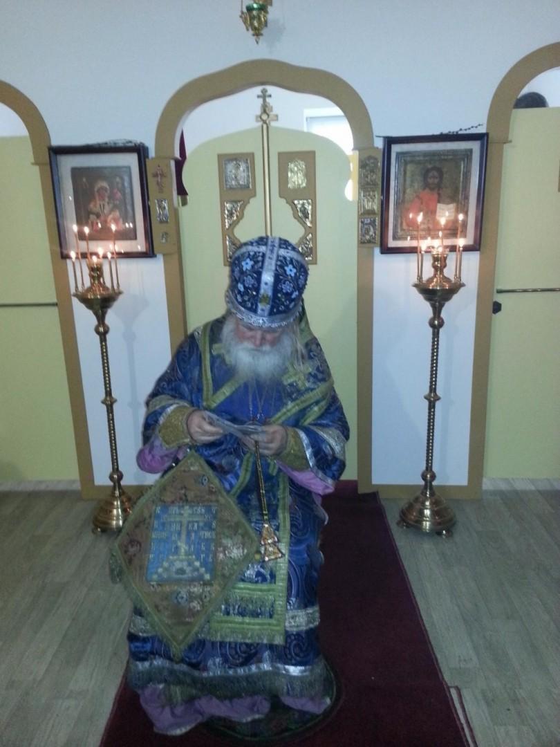 Владыка Силуян в Тюмени