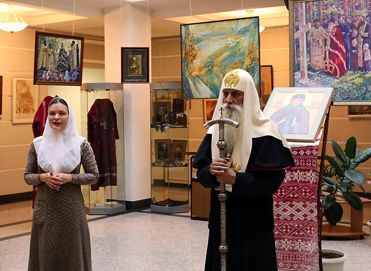 1. Софья Волкова, митрополит Московский и всея Руси Корнилий