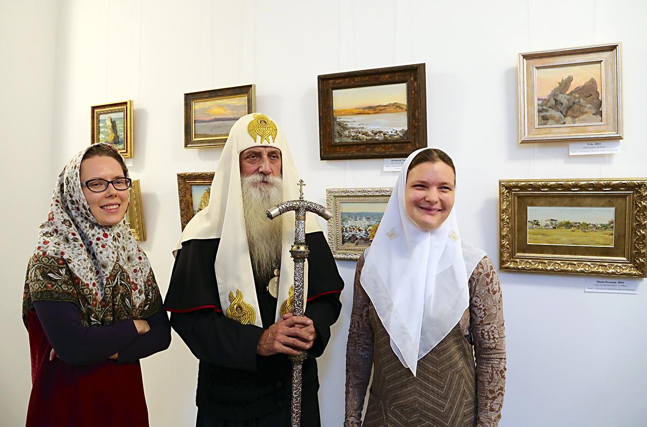 9. Ольга Самсонова, митрополит Московский и всея Руси Корнилий, Софья Волкова