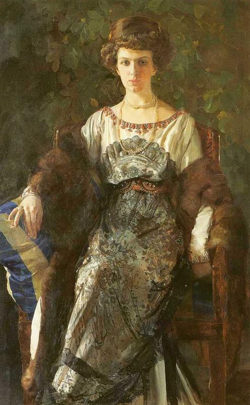 Евфимия Павловна Рябушинская