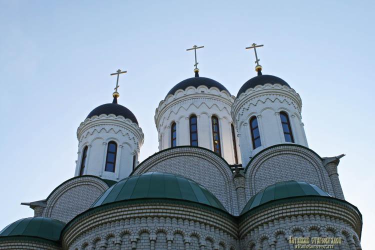 старообрядческий храм в Барнауле, старообрядцы алтая, староверы алтая