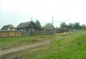 Виды села Гарь