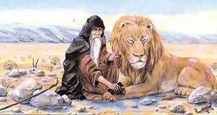 преподобный Герасим, Иордан, Ликия, лев, Лесков, житие