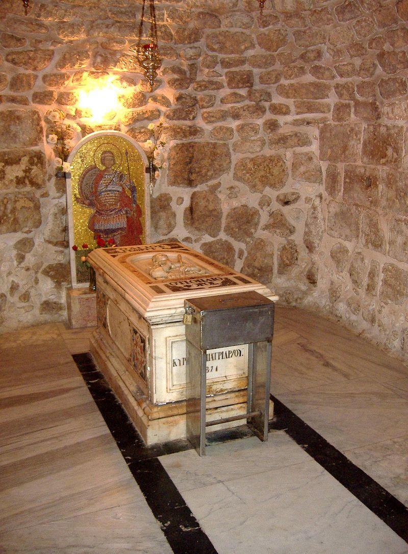 Гробница св. Георгия Победоносца в Лоде