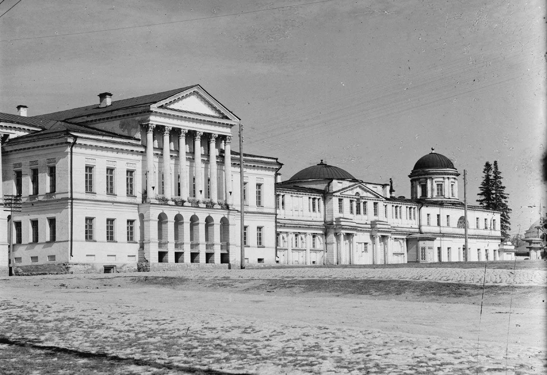 Дом Расторгуева. Фото Прокудина-Горского 1910 год.