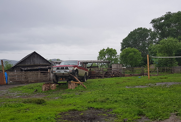 Село Дерсу Фото: Юрий Васильев