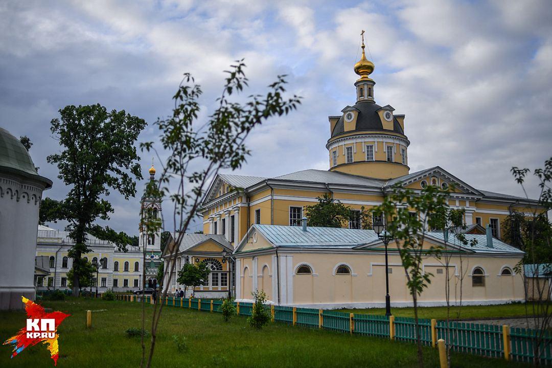 Рогожская Слобода в Москве. Фото: ВИКТОР ГУСЕЙНОВ