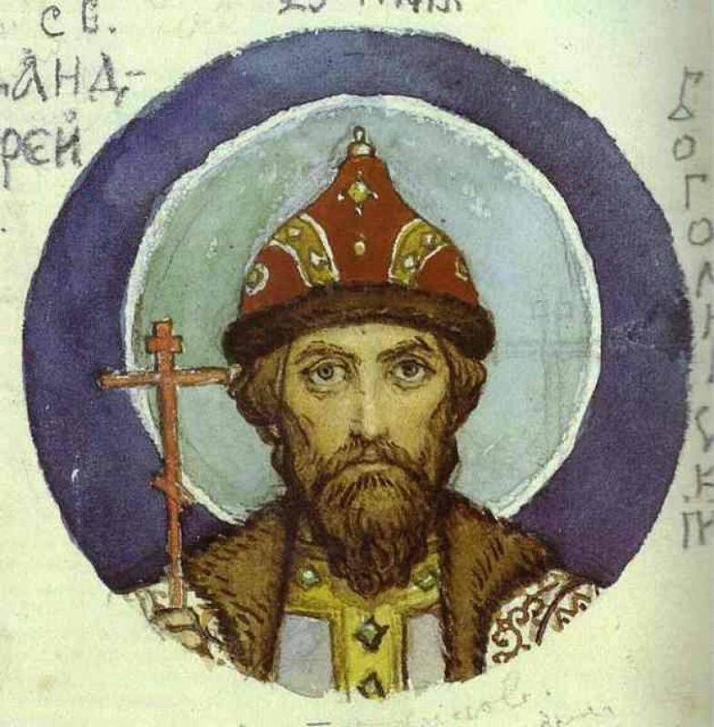 Андрей Боголюбский (Виктор Васнецов)