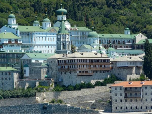 Монастырь св. Пантелеимона целителя