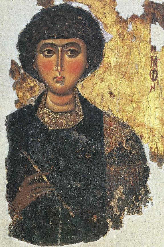 Икона. Византия. XII век. Греция. Афон. Великая лавра