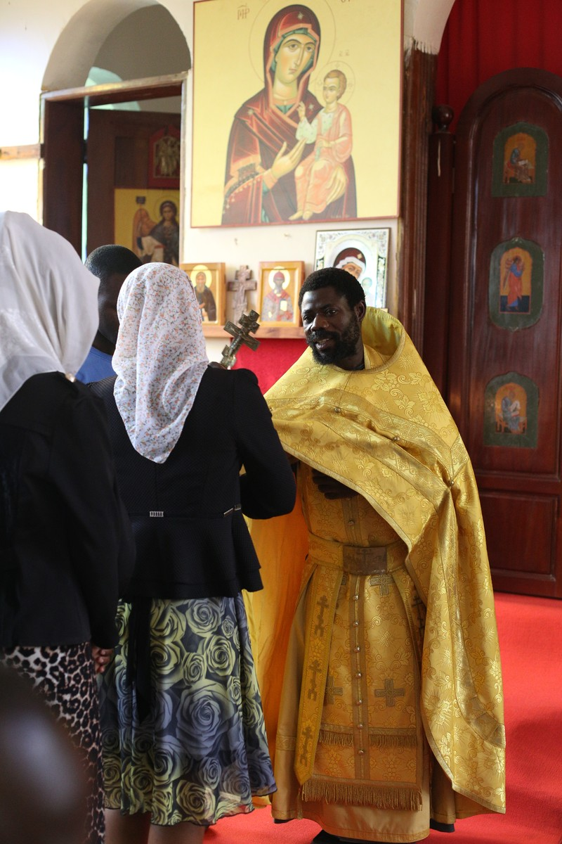 старообрядцы в Африке