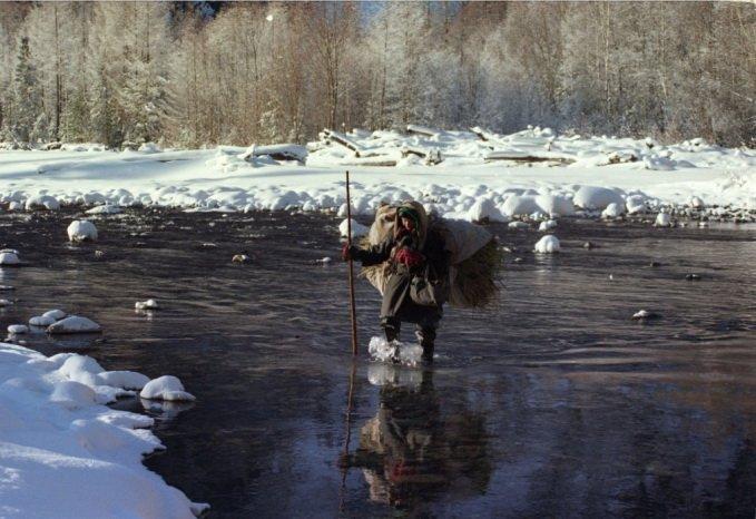 С.Усик. Агафья Лыкова. Река Еринат