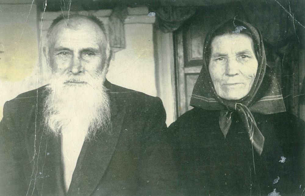 Семён и Евдокия Кузьмины
