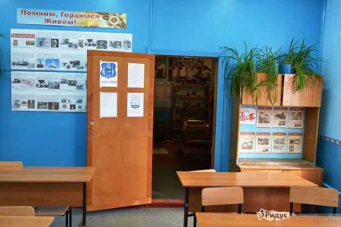 Музей с. В. Кужебар в кабинете истории Верхнекужебарской средней школы © Павел Глазунов/Ридус