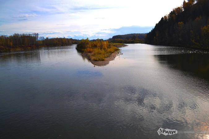 Река Амыл © Павел Глазунов/Ридус