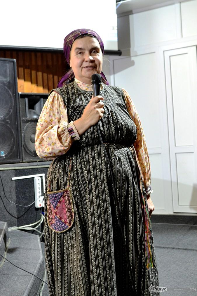 Наталья Николаевна Винник, председатель Союза духовного возрождения Отечества © Павел Глазунов/Ридус