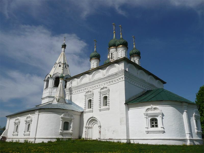 Спасо-Преображенский собор г.Костромы