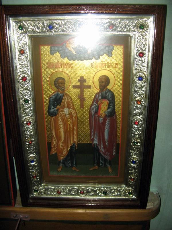 30 Апостолы Петр и Павел